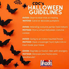 halloween-2020-meme-cdc-guidelines-1 - Comics And Memes